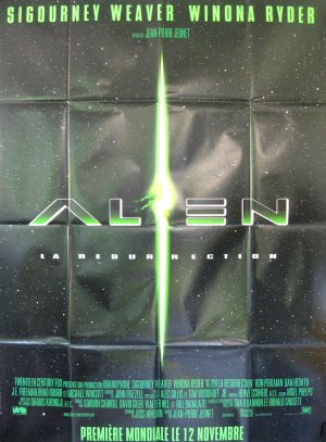 Alien la resurrection