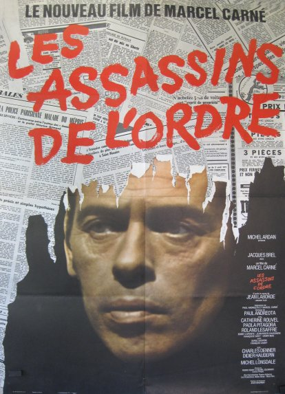 Assassins de l'ordre (les) (A)