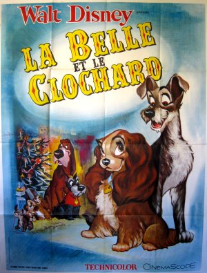 Belle et le clochard (la) (A)