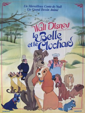 Belle et le clochard (la) (D)