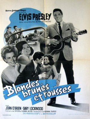 Blondes brunes et rousses (A)