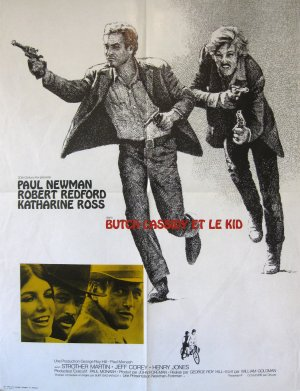 Butch Cassidy et le Kid (A)