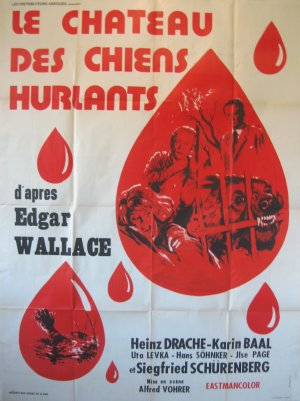 Chateau des chients hurlants (le)