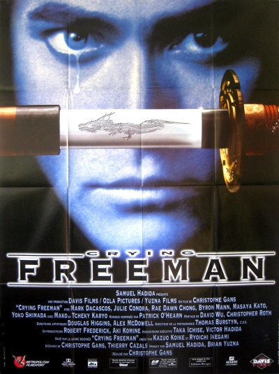 Crying freeman (A)