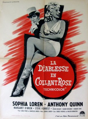 Diablesse en collant rose (la) (A)