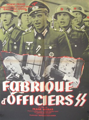 Fabrique d'officiers SS