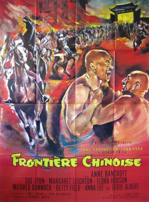 Frontiere chinoise (B)