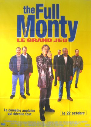 Full Monty (the)-Grand jeu (le)