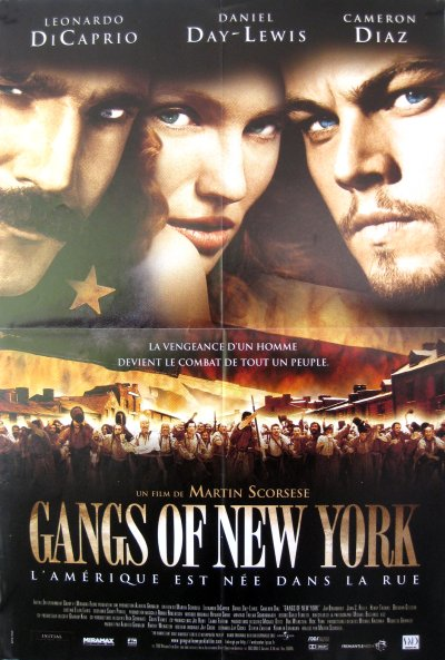 Gangs of New York (A)