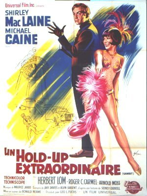HOLD-UP EXTRAORDINAIRE (un)