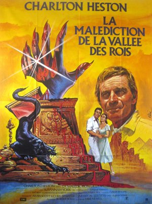 Malediction de la vallee des rois (la)