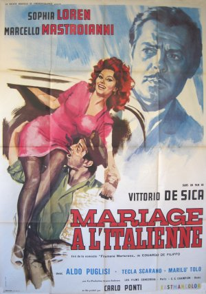 Mariage a l'italienne