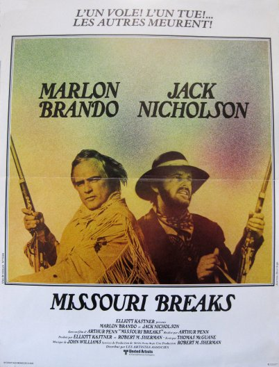 Missouri Breaks (A)