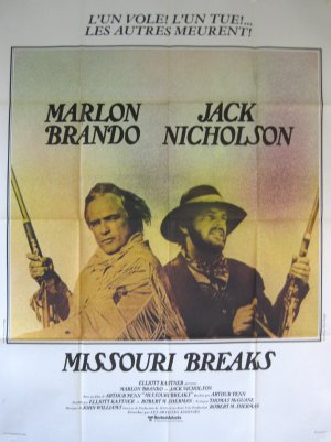 Missouri Breaks (B)