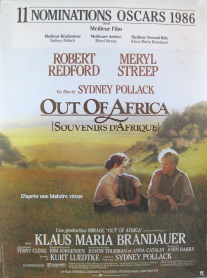 Out of Africa (B)