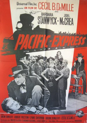 Pacific Express (A)