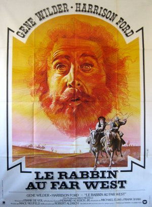 Rabbin au Far West (le)