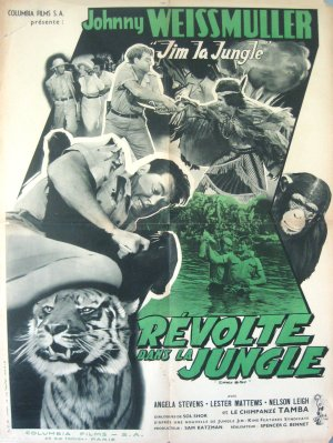 Revolte dans la jungle