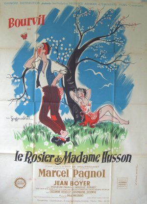 Rosier de madame Husson (le)