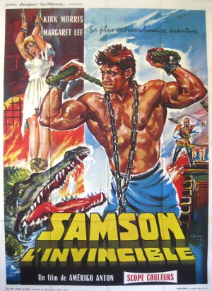 Samson l'invincible