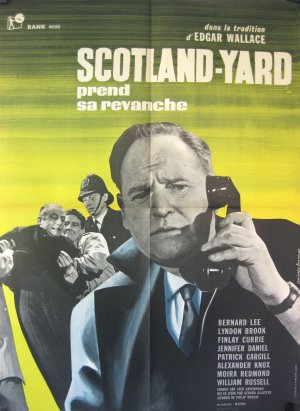 Scotland-Yard prend sa revanche