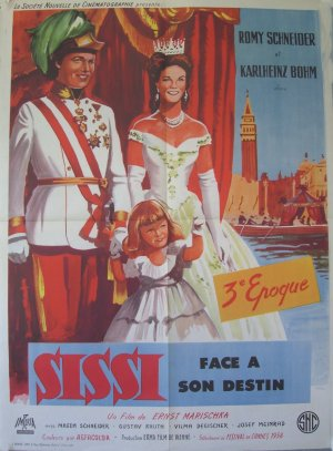 Sissi face a son destin (A)