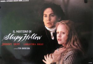 Sleepy Hollow - La legende du cavalier sans tete (A)