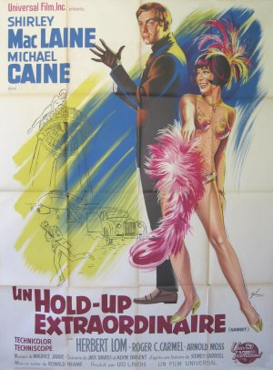Un hold up extraordinaire