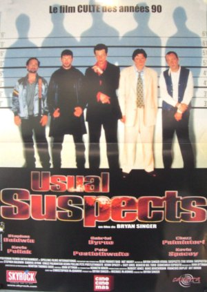 Usual suspects (A)